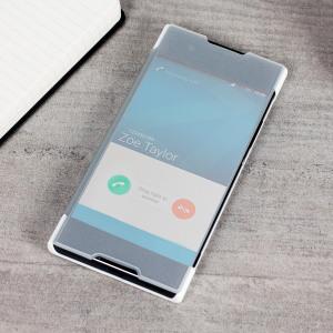 La housse Pro Touch Book de chez Roxfit pour Sony Xperia XA1 offre protection et sécurité à votre Smartphone, et vous permettra de voir et utiliser l'écran de ce dernier à travers le rabat sans avoir à l'ouvrir. Elle est certifiée Made For Xperia (conçue pour Xperia)