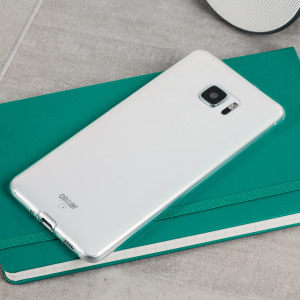 This ultra-thin 100% transparent gel case from Olixar provides a super slim fitting design, which adds no additional bulk to your HTC U Ultra. Offering durable protection against damage, while revealing the beauty of your phone from within.