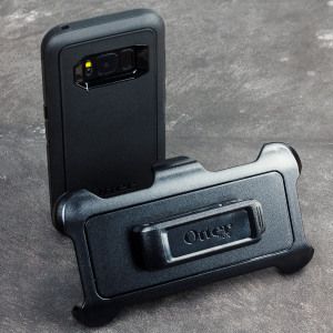 Protect your Samsung Galaxy S8 with the toughest and most protective case on the market - the OtterBox Defender Series Screenless Edition in black.