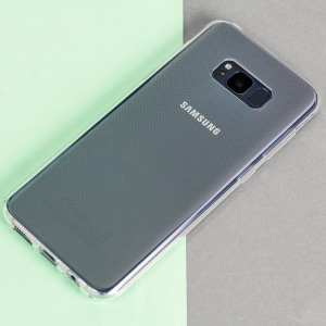 Maintain the pristine quality and elegant design of your Samsung Galaxy S8 Plus while protecting your device from scratches, bumps and scrapes with this ultra-lightweight gel case from OtterBox.