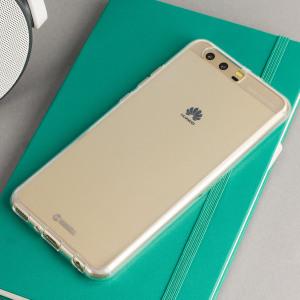 TPU skalet ger utmärkt skydd för din Huawei P10 Plus samtidigt som den behåller telefonens ursprungliga design.