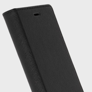 The Malmo Folio Cover from Krusell in black is beautifully crafted in a textured material with a slim look which offers fantastic all round protection for the Sony Xperia XA1. This is a classic option for work or the weekend.