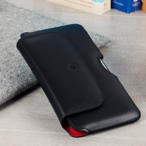 Offering sturdy, durable protection with an understated and stylish aesthetic, this genuine leather case for Samsung Galaxy S8 Plus from Beyza features a fully integrated rotatable belt clip - for attachment to your belt, backpack, jacket and much more.