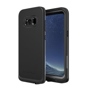 Make your phone waterproof and experience the freedom to surf, sing in the shower, ski, snowboard, work on construction sites and have true Samsung Galaxy S8 freedom anywhere you go with the LifeProof Fre case in black!