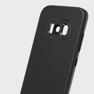 Make your phone waterproof and experience the freedom to surf, sing in the shower, ski, snowboard, work on construction sites and have true Samsung Galaxy S8 Plus freedom anywhere you go with the LifeProof Fre case in black!