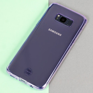 Offering lightweight, flexible protection for your Samsung Galaxy S8 Plus, this slim and protective light purple case will shield your phone from knocks, drops and scrapes while adding virtually no bulk.