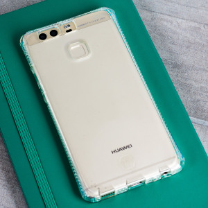 Experience superior protection for your Huawei P9 with the 100% clear Spectrum case from ITSKINS. Drop test certified over 6ft, this case will show off the unique design of your device and provide shock and drop resistance.