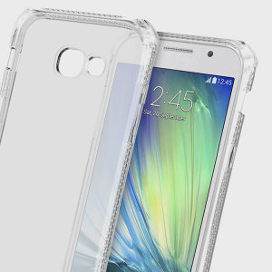 Experience superior protection for your Samsung Galaxy A5 2017 with the 100% clear Spectrum case from ITSKINS. Drop test certified over 6ft, this case will show off the unique design of your device and provide shock and drop resistance.