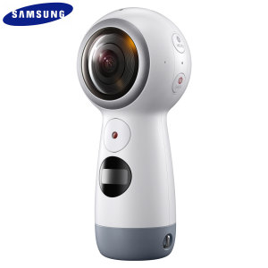 Official Samsung Gear 360 2017 4K VR Camera