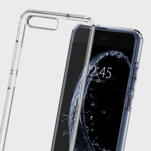 Durable and lightweight, the Spigen Liquid Crystal for the Huawei P10 offers premium protection in a slim, stylish package. Carefully designed, this clear case is form-fitted for a perfect fit that shows off your phone's styling.