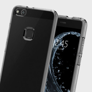 Durable and lightweight, the Spigen Liquid Crystal for the Huawei P10 Lite offers premium protection in a slim, stylish package. Carefully designed, this clear case is form-fitted for a perfect fit that shows off your phone's styling.