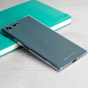 "The Roxfit Pro Ultra Slim Soft Shell case for Sony Xperia XZ Premium in clear combines a super-slim, ergonomic design with excellent shock absorption to provide all the protection your phone needs. Part of the ""Made for Xperia"" program."