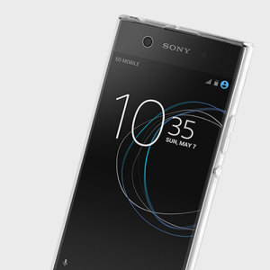 "The Roxfit Simply Soft Shell case for Sony Xperia XA1 Ultra in white combines a slim, ergonomic design with excellent shock absorption to provide all the protection your phone needs. Part of the ""Made for Xperia"" program."