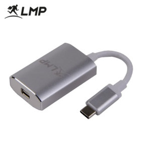 LMP USB-C to Mini DisplayPort Adapter - Silver