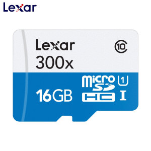 Lexar brings you a Full HD compliant Class 10 performance Micro SD Card. This 16GB Micro SDHC card safely and effectively stores all your precious data and images compatible with a wide range of portable devices.