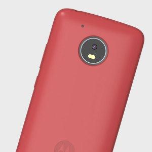 Protégez votre Motorola Moto G5 des coups, rayures et chutes au quotidien avec cette coque en silicone officielle Motorola. Elle n'ajoutera que très peu d'épaisseur à votre téléphone, que vous pourrez ranger dans vos poches sans problème.
