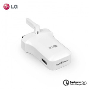 A genuine LG replacement mains charger for your LG G6. This charger is identical to the one originally packaged with the phone - MCS-H06UP.