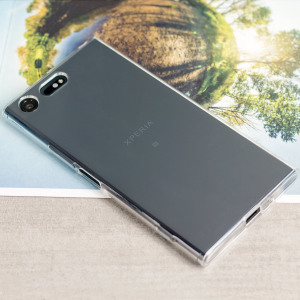 Custom moulded for the Sony Xperia XZ Premium, this clear Olixar Ultra Thin case provides slim fitting and durable protection against damage.