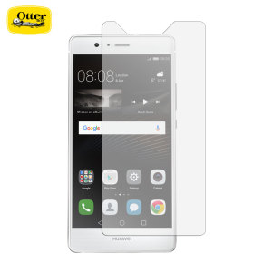 Keep your Huawei P9 screen in pristine condition with the ultra thin OtterBox Alpha Glass Screen Protector with anti-shatter protection and Reactive Touch Technology.