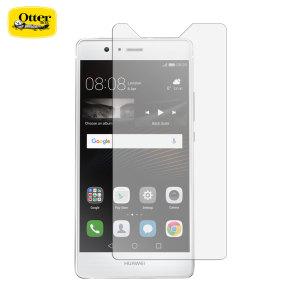 Mantenga la pantalla de su Huawei P9 en perfectas condiciones gracias a este protector OtterBox Alpha fabricado con cristal templado de alta calidad.