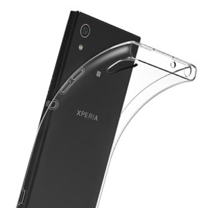 Custom moulded for the Sony Xperia L1, this clear Olixar Ultra Thin case provides slim fitting and durable protection against damage.