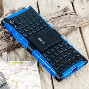 Schützt das Sony Xperia XA1 vor Beschädigungen mit der ArmourDillo Hülle aus TPU