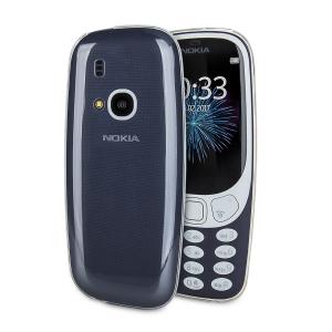 Spécialement conçue pour Nokia 3310 2G 2017, cette coque ultra mince est totalement transparente et offre une protection à la fois fine et durable à votre smartphone contre les dommages occasionnels du quotidien.  Une fois mise en place, vous ne la remarquerez tout simplement pas.