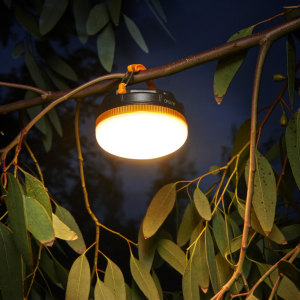 Sporting a compact, portable size and a 150 lumen maximum brightness, this ultra-lightweight lantern from AGL is perfect for outdoor activities and dark indoor environments. Complete with a hanging hook handle and 3 brightness settings / lighting modes.