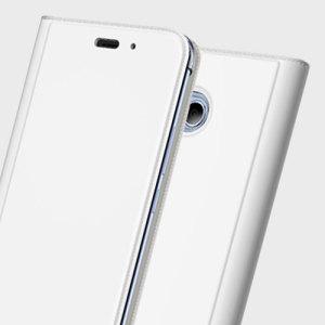 Combinando una construcción atractiva y profesional con una protección robusta y duradera, esta funda protectora de cuero de estilo oficial es la opción principal para tu HTC U11.