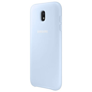 Protect your Samsung Galaxy J5 2017 with the official Dual Layer cover in blue from Samsung.