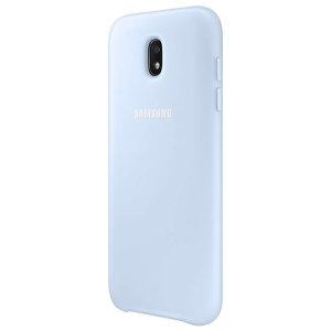 Schützen Sie Ihr Samsung Galaxy J5 2017 mit dem offiziellen Dual Layer Cover in weiß von Samsung.