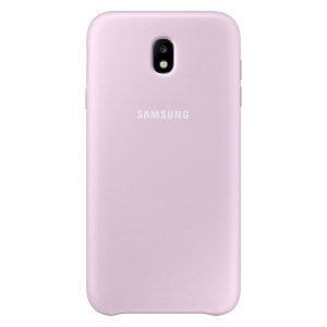 This official pink case for the Galaxy J7 2017 from Samsung offers two layers of protection in a sleek, elegant and super-modern form factor. Attractive, straightforward and sturdy, this is the ideal option for protecting your Galaxy J7 2017.