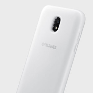 This official white case for the Galaxy J7 2017 from Samsung offers two layers of protection in a sleek, elegant and super-modern form factor. Attractive, straightforward and sturdy, this is the ideal option for protecting your Galaxy J7 2017.