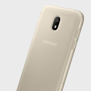 Slim-fitting and adding virtually no extra bulk, this official Samsung jelly case for the Galaxy J7 2017 offers protection without sacrificing form.