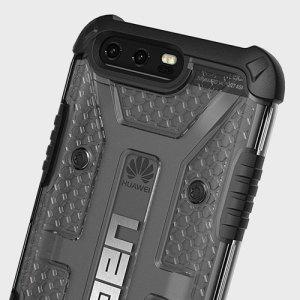 La coque Plasma de chez UAG protégera votre Huawei P10 avec élégance grâce à son revêtement en TPU et son design unique.