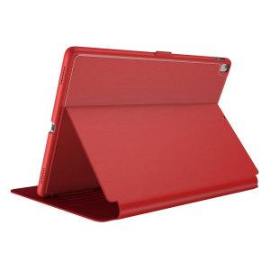 Offrez une protection élégante et sophistiquée à votre iPad Pro 10.5 avec cette housse Balance Folio de chez Speck. Elle dispose d'un support de visionnage multi angles et d'un système de fermeture sécurisé.