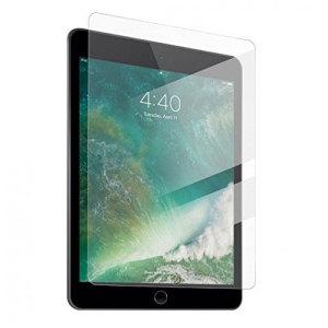 Fabricado a partir de vidrio templado ultra-delgado,el vidrio premium BodyGuardz ofrece la mejor protección contra abrasión sin igual y una protección resistente a los golpes superior para la pantalla de su iPad Pro 10.5.