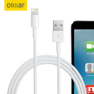 This Olixar Lightning to USB 2.0 cable connects your iPad Pro 10.5 to a laptop or computer for efficient charging and syncing and will also charge via a USB mains charging adapter.