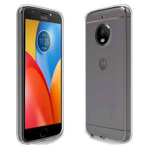 This official transparent gel case from Motorola boasts a super slim form-fitting design which adds virtually no additional bulk to your Moto E4 Plus.