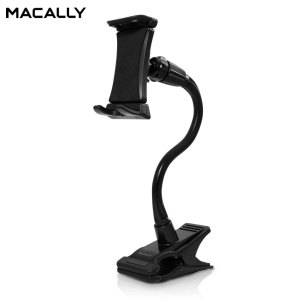 Consisting of a sturdy, durable holder and an intuitive clip-on mounting mechanism, the Macally Clipmount can be attached to any surface with a thickness up to 45mm - including desks, tabletops, countertops and more.