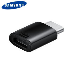This compact, portable official Samsung adapter allows you to charge and sync your USB-C smartphone using a standard Micro USB cable. This is identical to the adapter included in the Samsung Galaxy S8 / S8 Plus box.