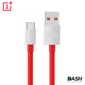 This dash charging designed cable allows you to connect your OnePlus 5 smartphone to a compatible dash charging mains charger or power bank for super fast charging speeds. Can also transfer data between your phone and computer.