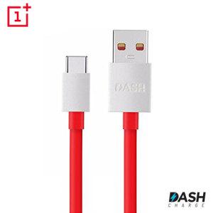 Este cable diseñado para cargar le permite conectar su smartphone OnePlus 3 a un cargador de batería o cargador de baterías compatibles para velocidades de carga super rápidas. También puede transferir datos entre su teléfono y la computadora.