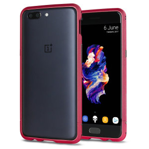 Protect your OnePlus 5 with this unique and stunning red aluminium bumper case.The precision bumper protects the outer edges while providing some front and back protection and looking sleek and fabulous while doing so.