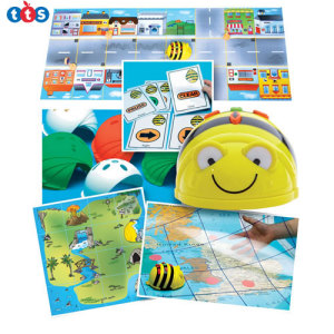 Get the classroom buzzing with the Bee-Bot Starter Pack. A kit of materials that will start young children planning their Bee-Bot's next route.