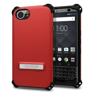 Protégez votre BlackBerry KEYone avec la coque Dilex de chez Seidio. Elle pourra absorber les chocs grâce à ses 2 couches protectrices, et elle intègre une béquille (Kickstand) pour regarder des vidéos confortablement.