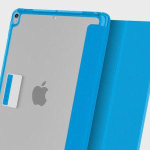 Protégez votre iPad Pro 10.5 avec cette élégante house Octane Pure de chez Incipio. Elle est résistante, robuste et aussi fonctionnelle comme elle intègre un support de visionnage sur sa partie arrière. Idéale aussi bien pour travailler que vous détendre.