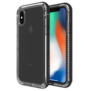 Protect your iPhone X and gear up for adventures with this all new Lifeproof NEXT tough case in stunning Dark Crystal. Experience the best of both worlds - a sleek and refined protection, and an unobstructed access to all of the iPhone X's features.