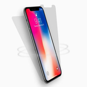 Keep your iPhone X in pristine condition all over with this Cygnett scratch-resistant full cover TPU screen protector 2-in-1 pack. Features 2 screen protectors that cover the front and back of your phone.
