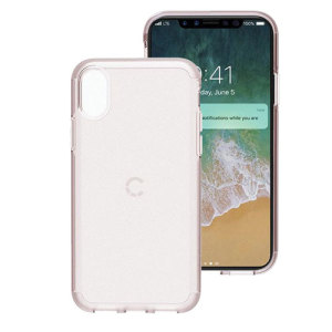 The Cygnett StealthShield in rose gold keeps your iPhone X protected with a best-in-class hybrid design and an understated, minimalist and classy aesthetic. This case shields your device from drops, knocks and scrapes, and looks great while doing so.